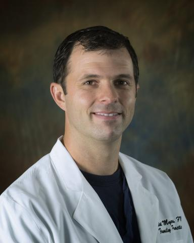 Elliot Myers, UL Lafayette Doctor of Nursing Practice candidate