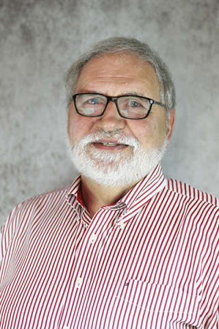 Dr. Frank Del Favero coordinates the Master of Education in Educational Leadership program for UL Lafayette.