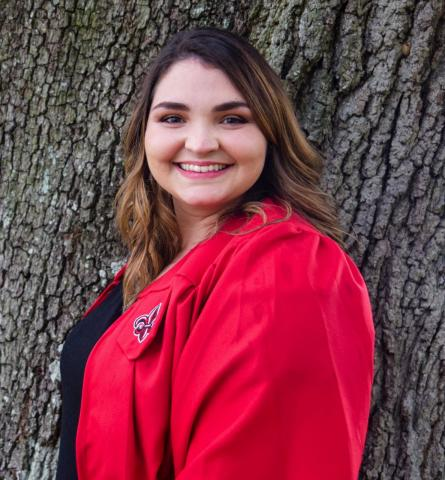 Heidi Viator earned her bachelor's online from UL Lafayette.