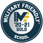 The University of Louisiana at Lafayette is recognized as a Military Friendly School.
