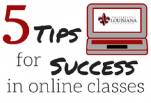 5 Tips for Success in Online Classes
