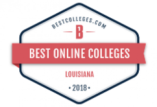 No. 1 Most Affordable Online College in Louisiana