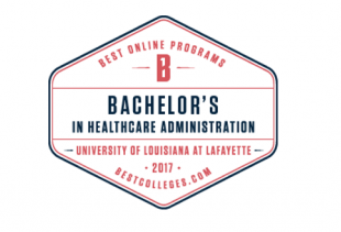 2017 Best Online Programs in Healthcare Administration