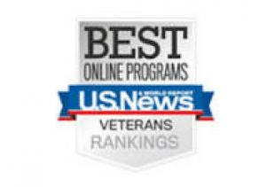 #170 Best Online Bachelor's Program for Veterans